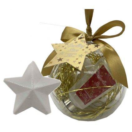 Dárková kazeta SALSA Zlatá kolekce Sparling Stars 2dílná