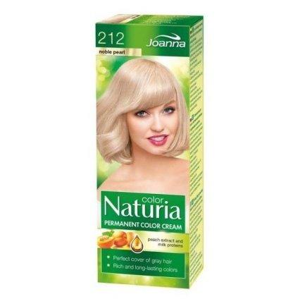 212 - Barva na vlasy NATURIA COLOR - PERLEŤOVÁ BLOND