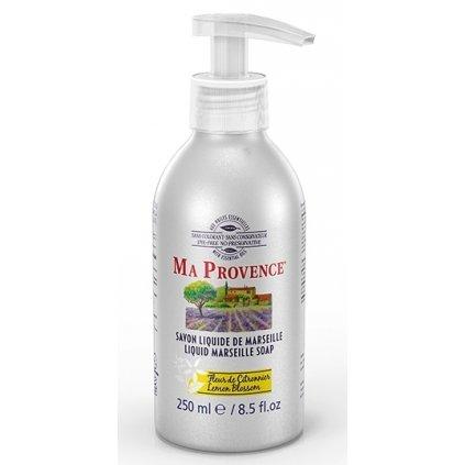 Tekuté mýdlo Citrón, 250ml Ma Provence