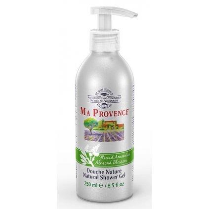 Přírodní sprchový gel Mandle, 250ml Ma Provence