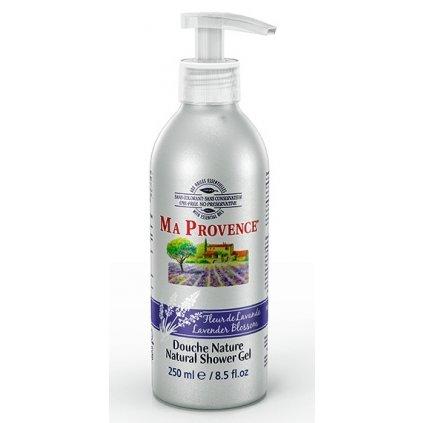 Přírodní sprchový gel Levandule, 250ml Ma Provence