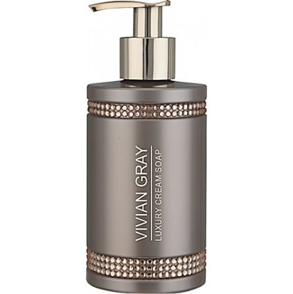 Vivian Gray luxusní tekuté mýdlo CRYSTAL BROWN 250ml