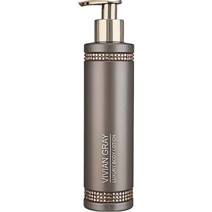 Vivian Gray luxusní tělové mléko CRYSTAL BROWN 250ml