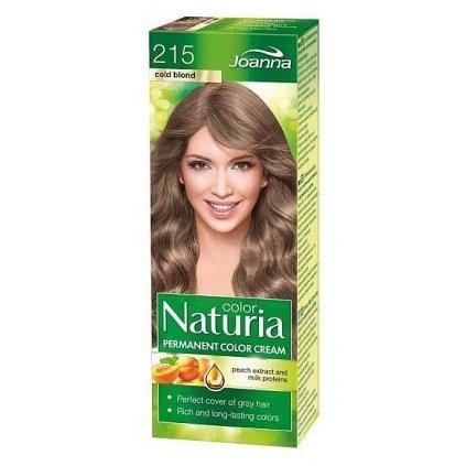 215 - Barva na vlasy NATURIA COLOR - STUDENÁ BLOND