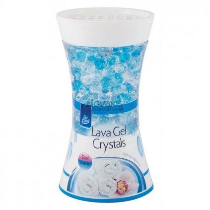 Pan Aroma Lava gel Crystal osvěžovač vzduchu Svěží Vůně 150g