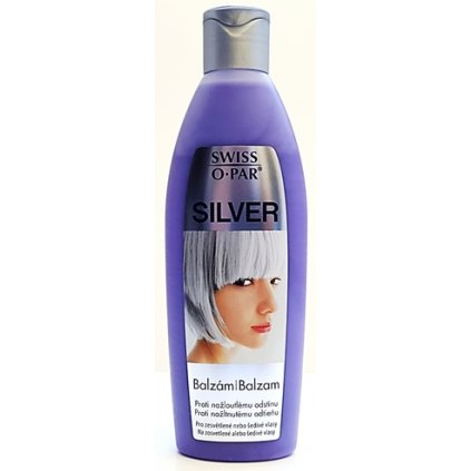 Balzám na vlasy SILVER