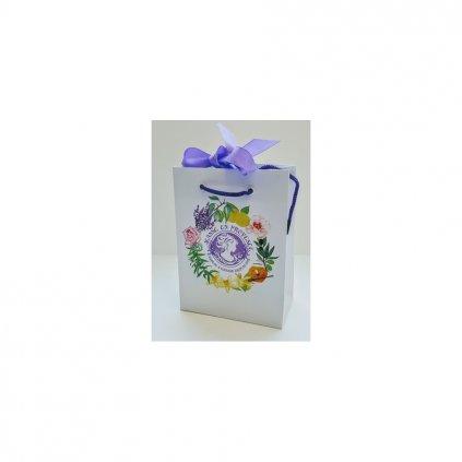 Dárková taška Jeanne en Provence Květiny