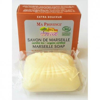 BIO Mýdlo Ma Provence s Bambuckým máslem, 75g
