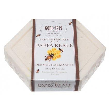Medové mýdlo Pappa Reale 100g