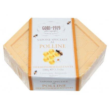 Medové mýdlo Polline 100g