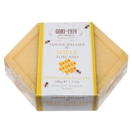 Medové mýdlo Miele 100g