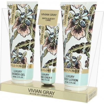 Dárková kazeta WILD FLOWERS Vivian Gray
