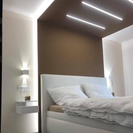 Designové LED osvětlení interiérů