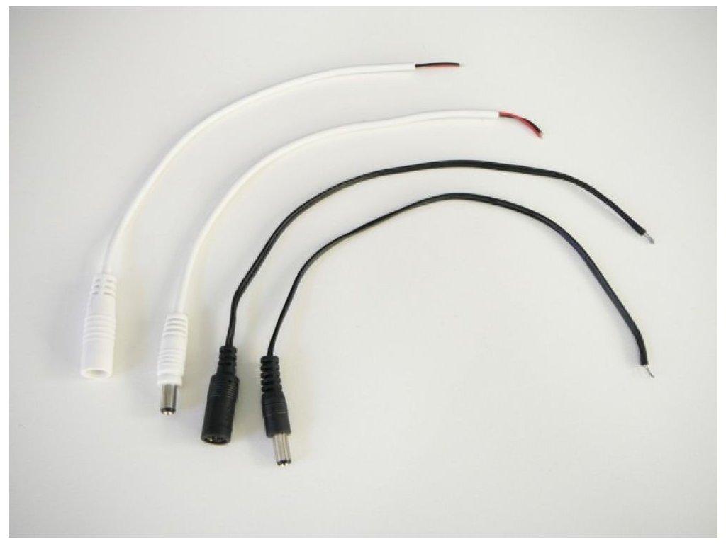 DC konektor napájecí s kabelem