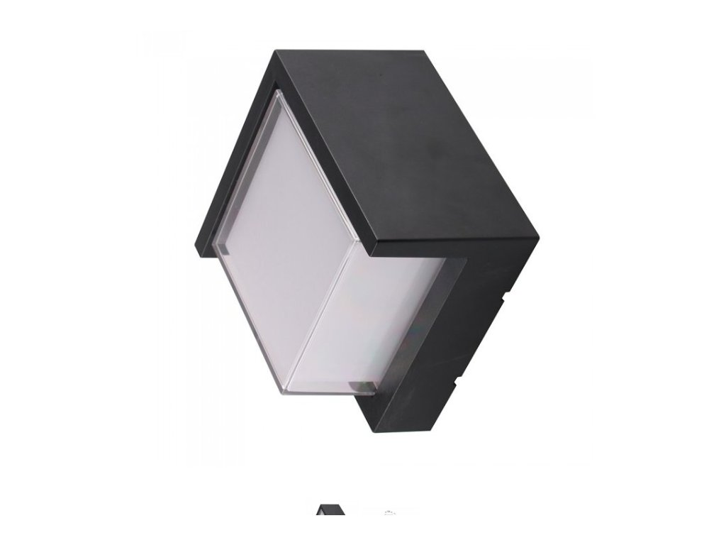LED NÁSTĚNNÉ SVÍTIDLO 12W (1200LM), IP65