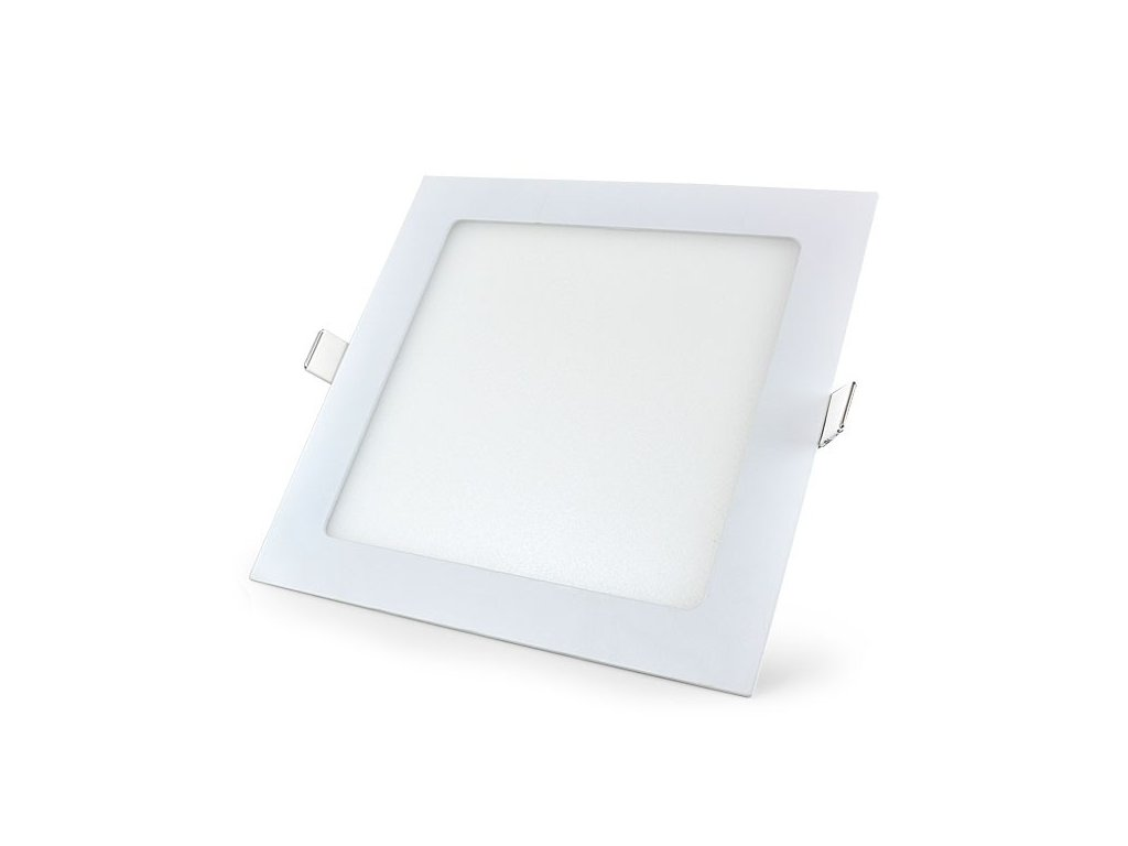 led panel vestavny 18w 225x225mm ctverec tepla bila kopie 139 1