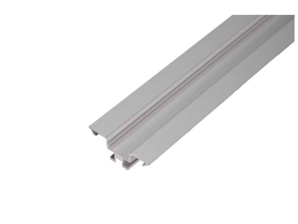 LED profil R1 - rohový, 1 metr