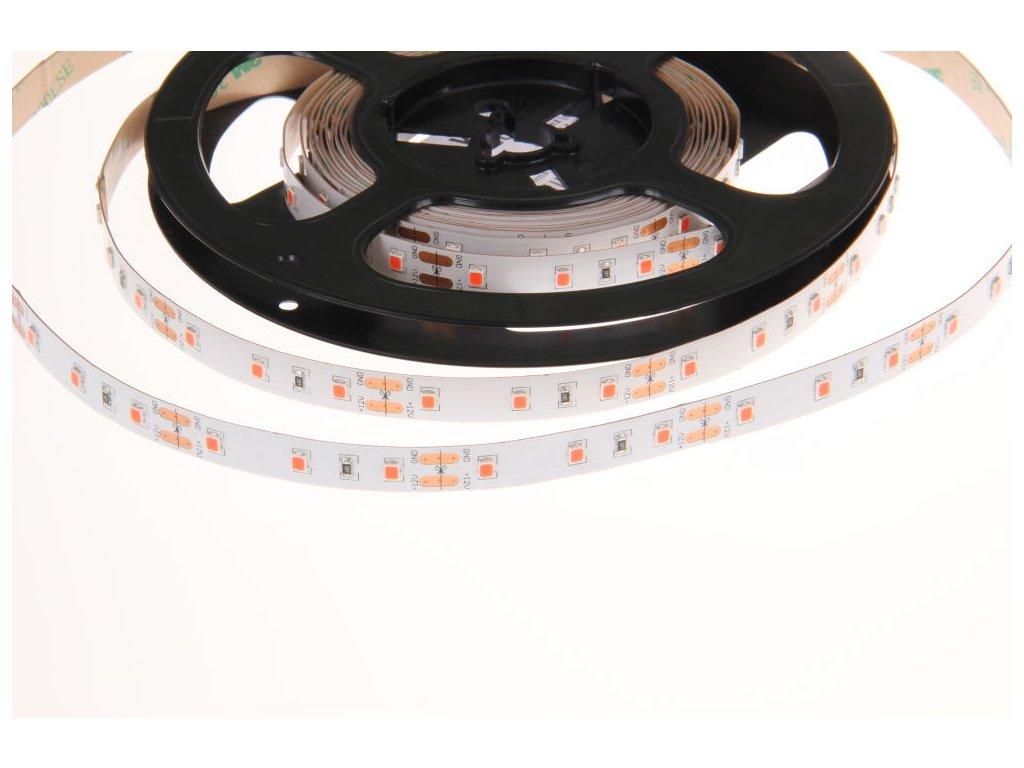LED pásek GROW pro rostliny 12V/12W, 1 metr