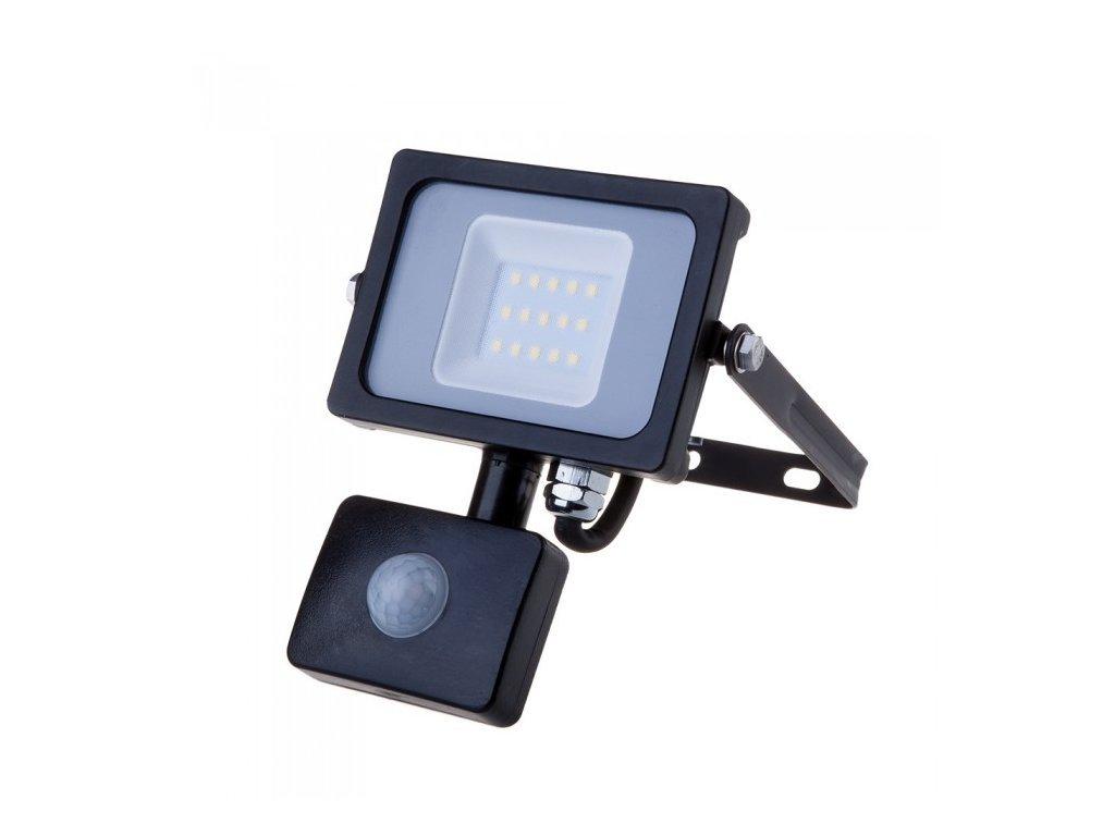16985 5 10w led reflektor se senzorem smd samsung chip