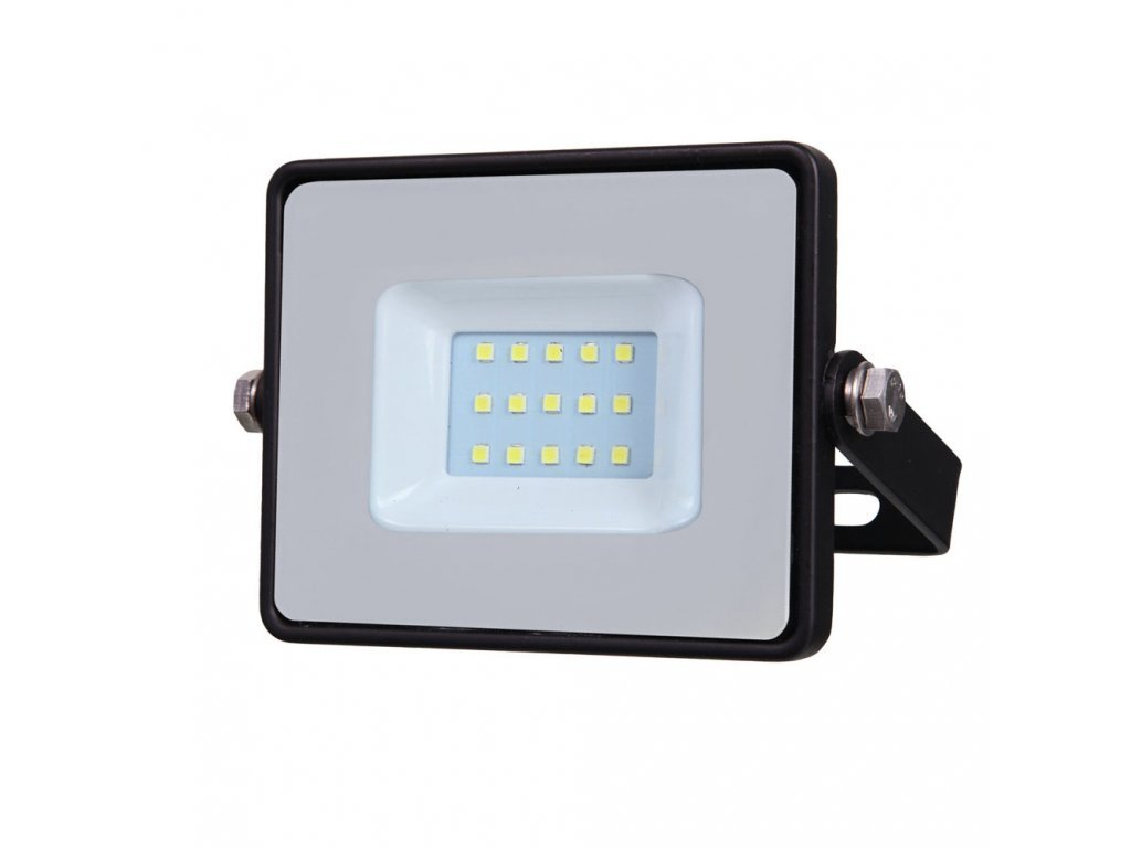 36671 2 36671 1 led reflektor provided by samsung 10w ip65 4000k cerny vt 10 b 425