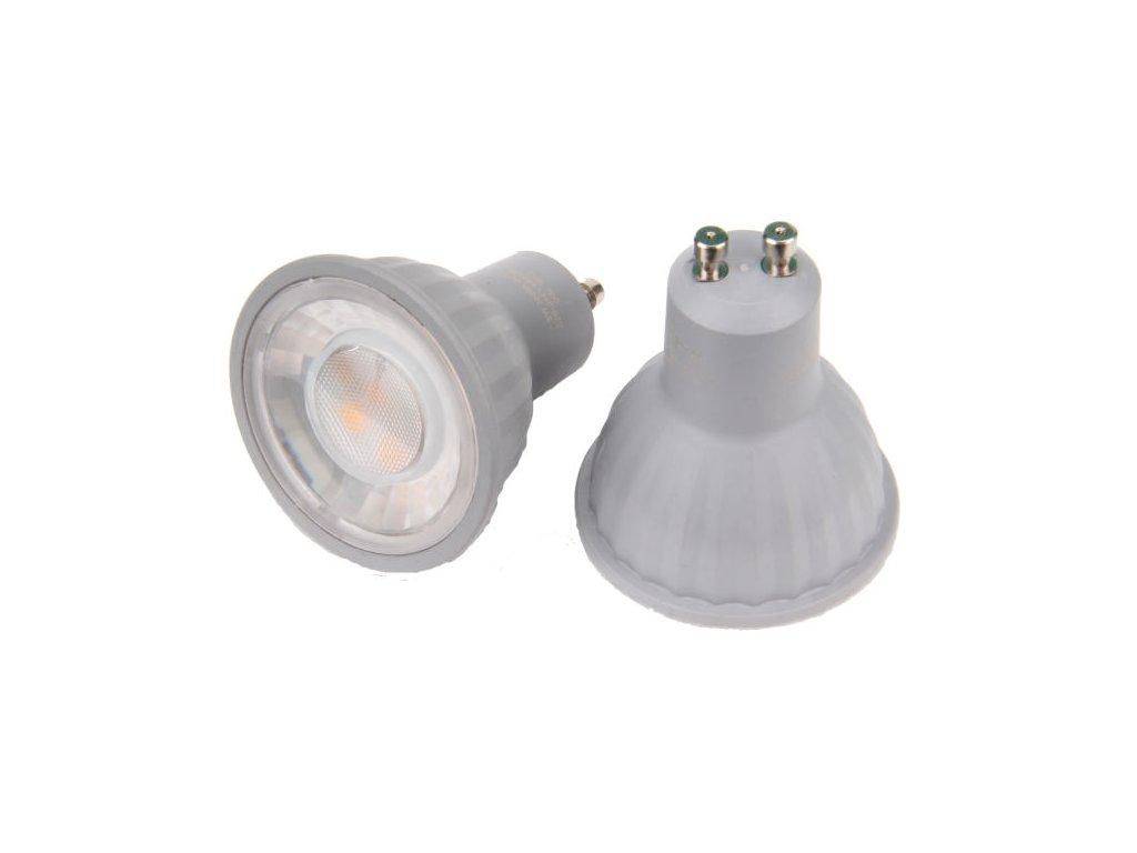LED žárovka GU10, 7,5W