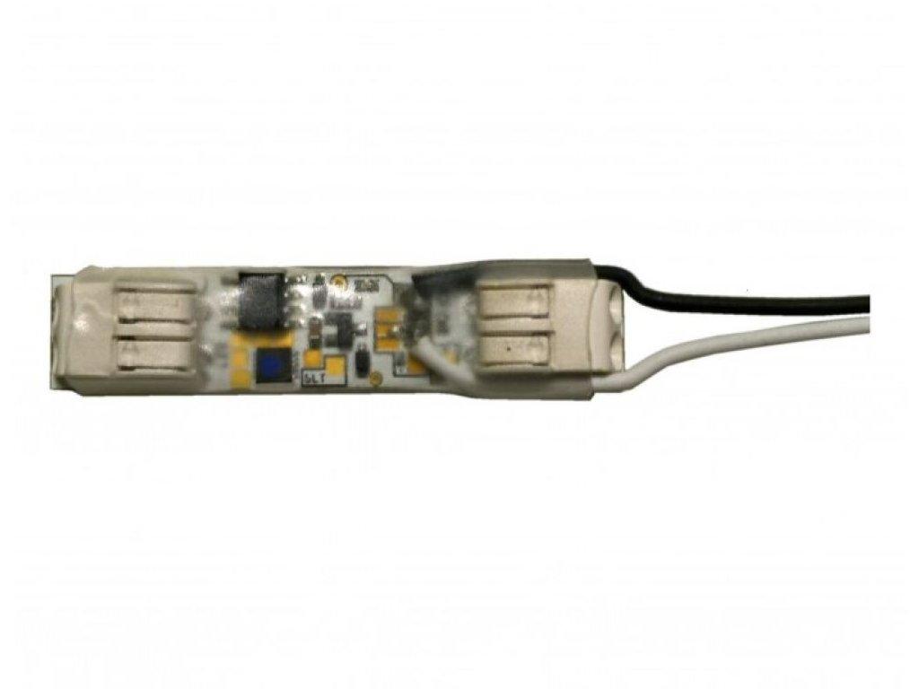 Modul pod tlačítko - stmívač pro LED pásky