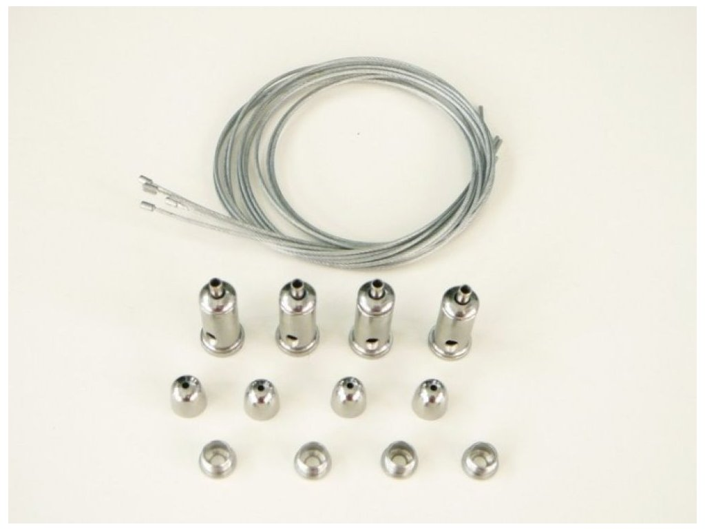 Závěsná lanka pro LED panel 60x60cm