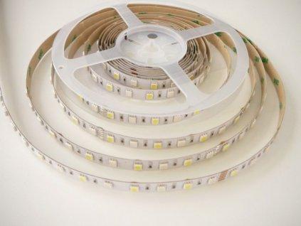 LED pásek RGB-DW - 24V/14,4W, vnitřní, 1 metr