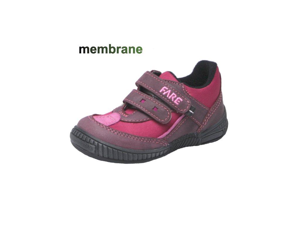 * Dětská celoroční obuv nepromokavá FARE 814191