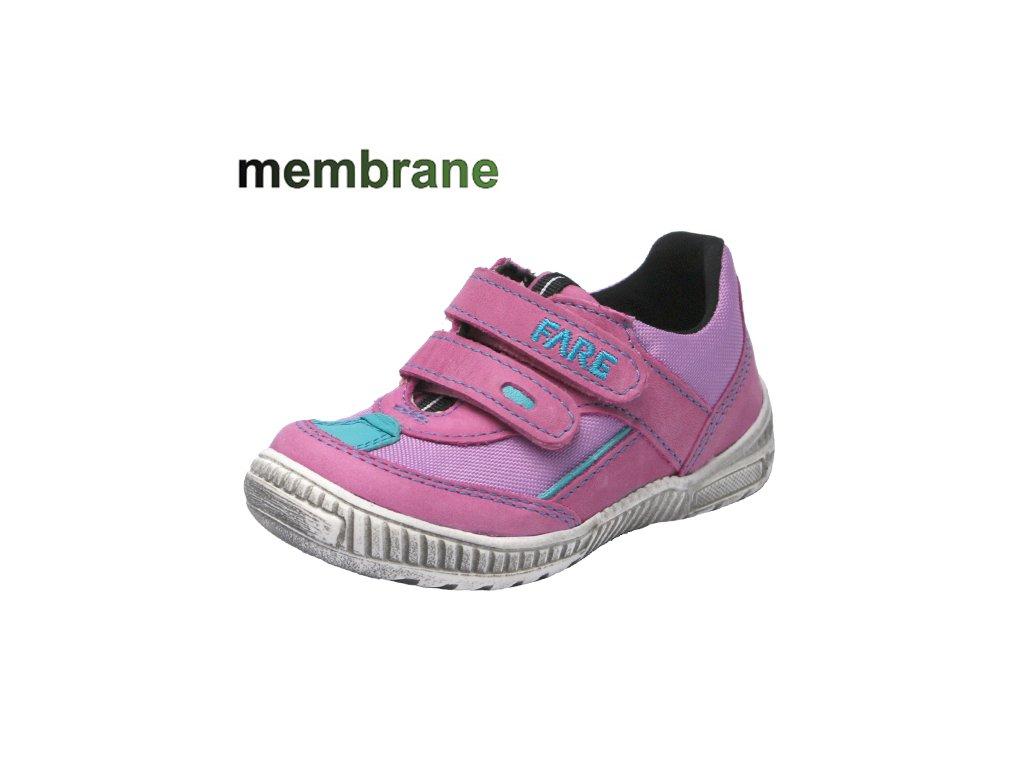 * Dětská celoroční obuv nepromokavá FARE 814131