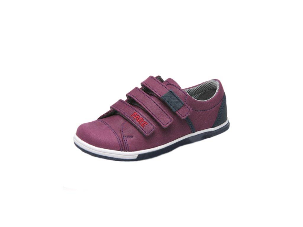Dětská kožená vycházková obuv Fare 2617192