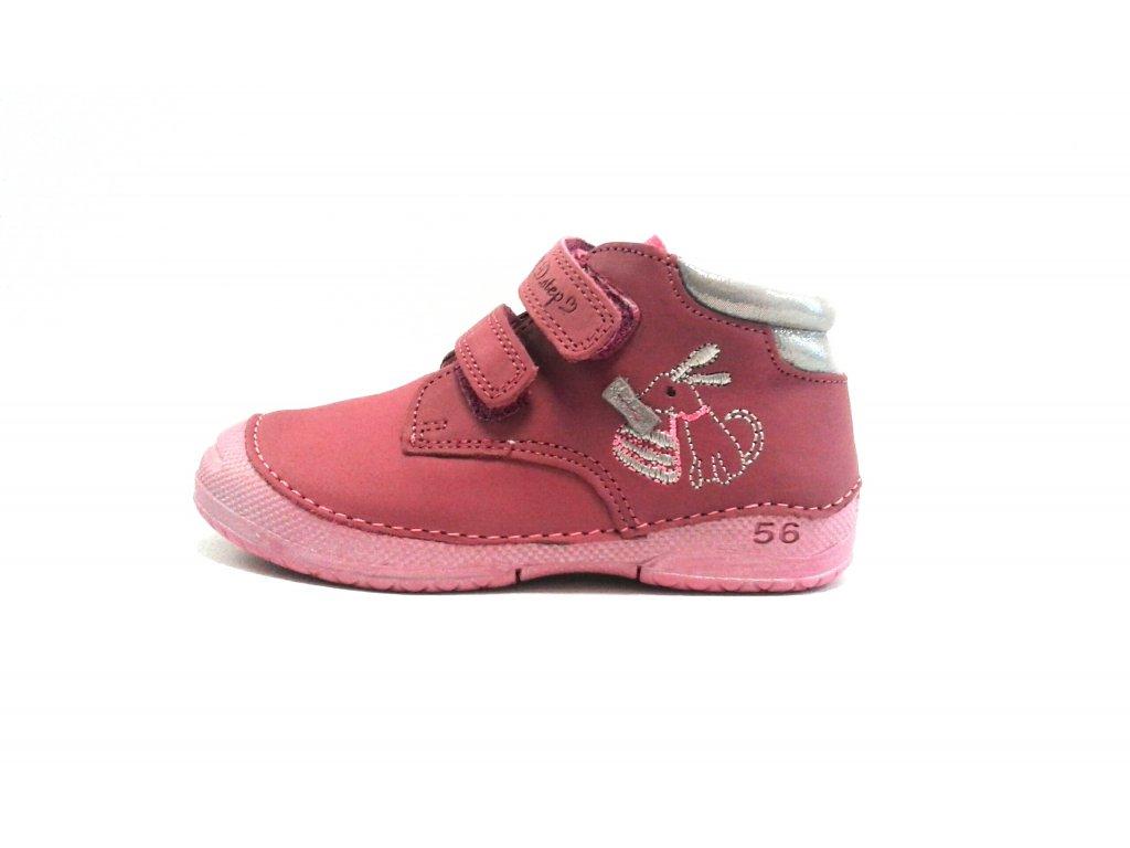 * Dětská celoroční obuv D.D.step, vzor 038-248