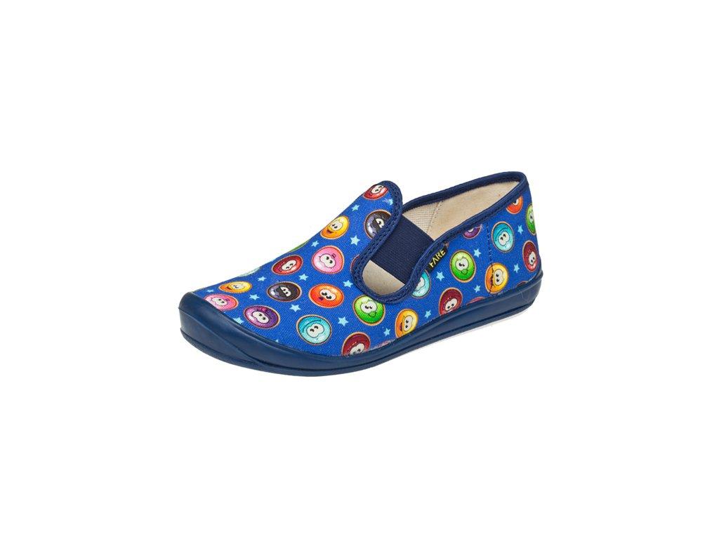 Dětské zdravotní papuče na gumičku FARE 4211406