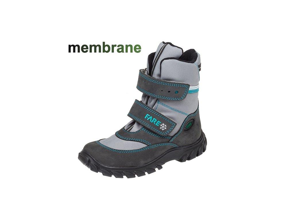 5812 detske zimni membranove boty fare 2646265