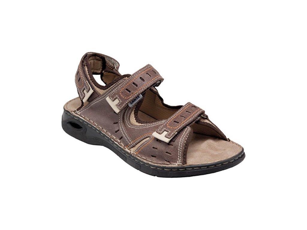 panska obuv n 158 32 59 hneda 14331555