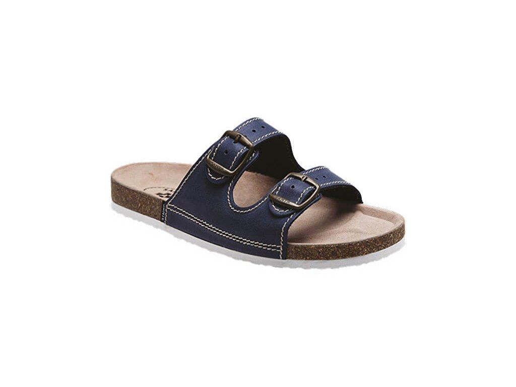 panska obuv d 22 86 bp modra 14294151