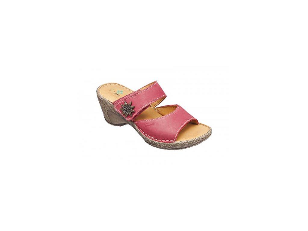 damska obuv n 309 2 30 cervena 14325547 (1)