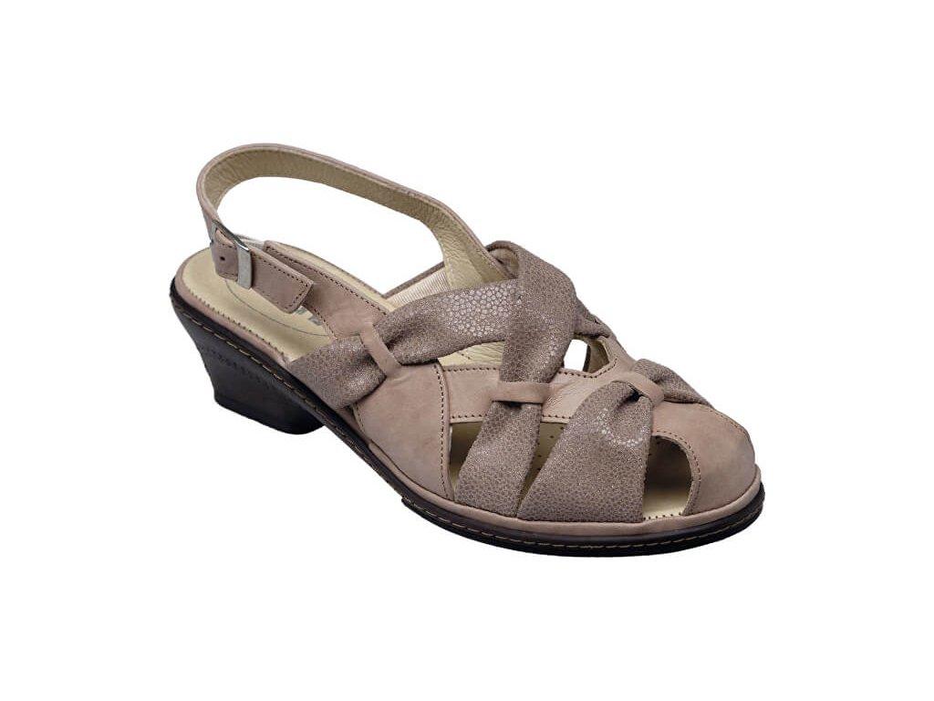 zdravotni obuv damska cs 1509 sand 1450234120180616160140 (1)