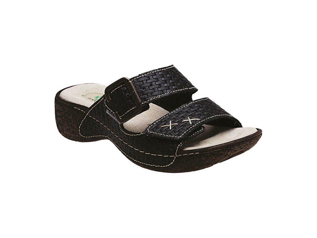 damska obuv n 109 1 06 cerna 14330707
