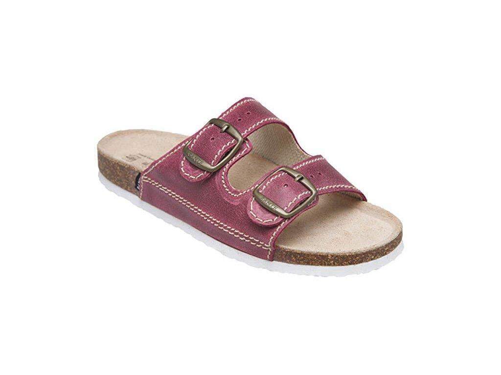 zdravotni obuv damska d 21 c32 bp bordo 1442632720170509130409