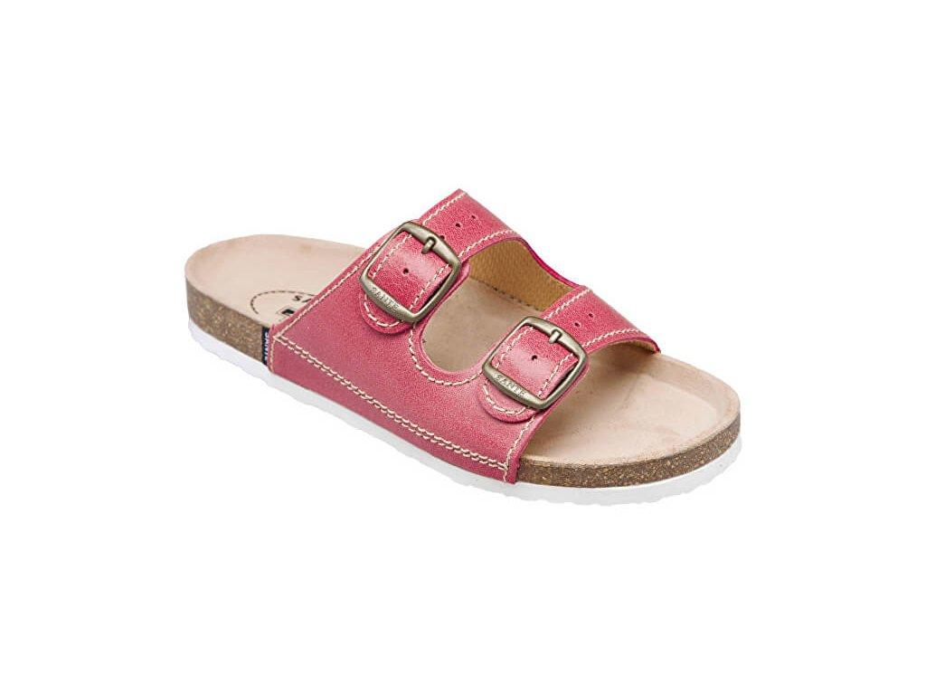 damska obuv d 21 c30 bp svetle cervena 14294091