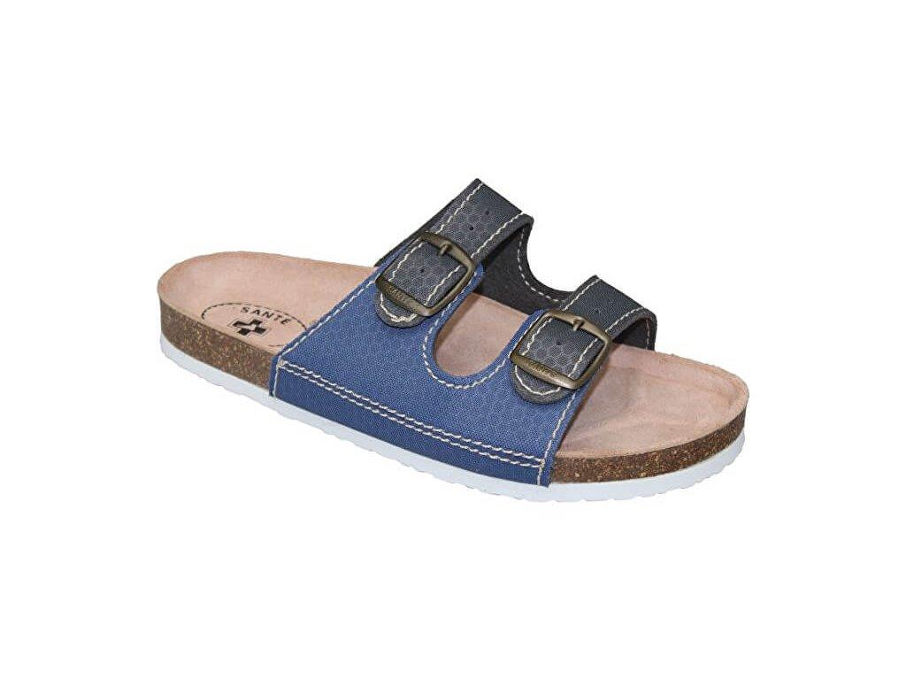 zdravotni obuv damska d 21t 910 925 bp sedo modra 1450397520180620172656