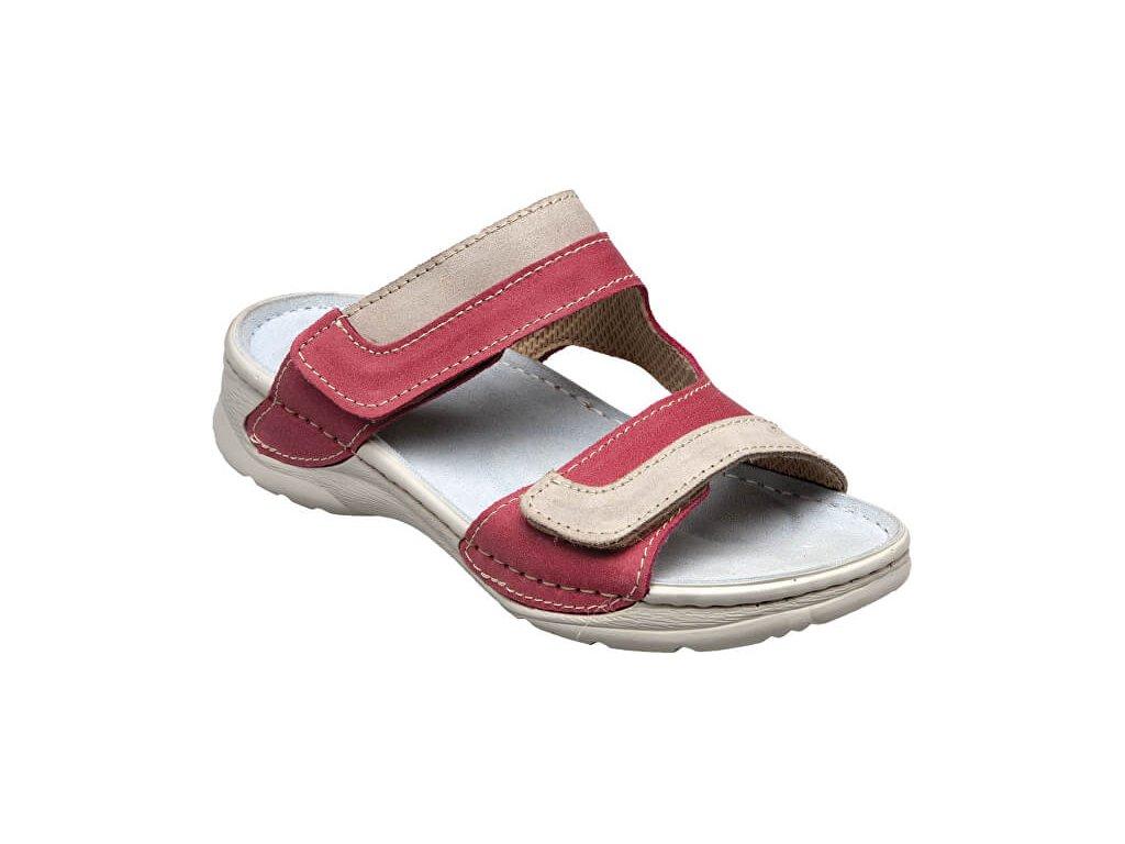 damska obuv d 12 c30 s12 sp cervena 14330931