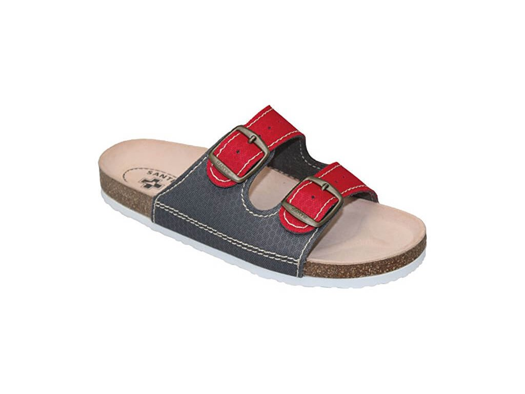 zdravotni obuv damska d 21t 911 910 bp cerveno seda 1450397720180620173208