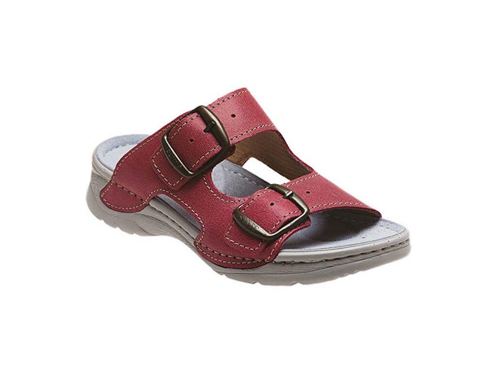 damska obuv d 10 c30 sp cervena 14294051