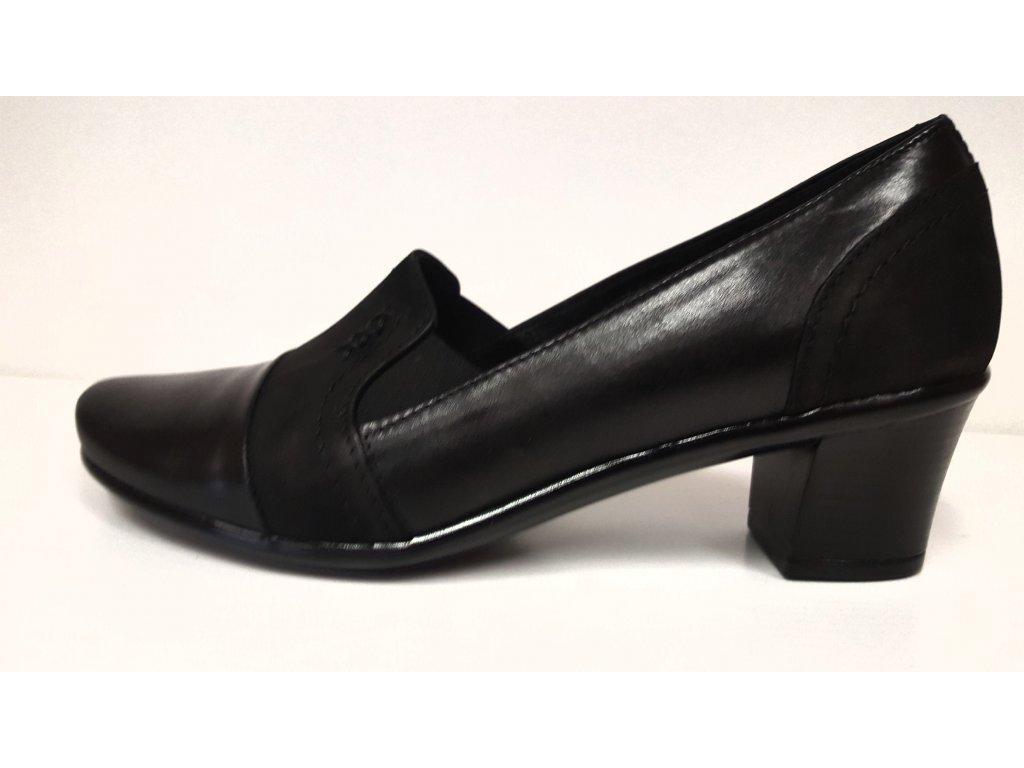 STEFANO - Dámská značková kožená obuv 4117