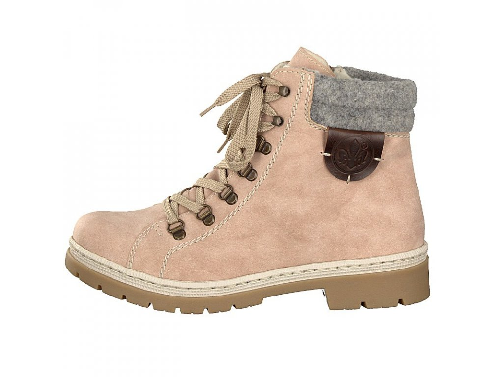 rieker women lace up boot rose y9430 32 7 2