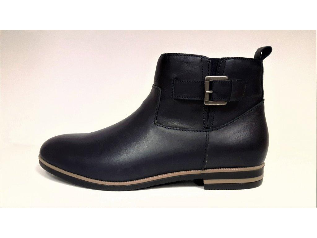 SANTÉ VF/405 tmavě modrá dámská elegantní obuv