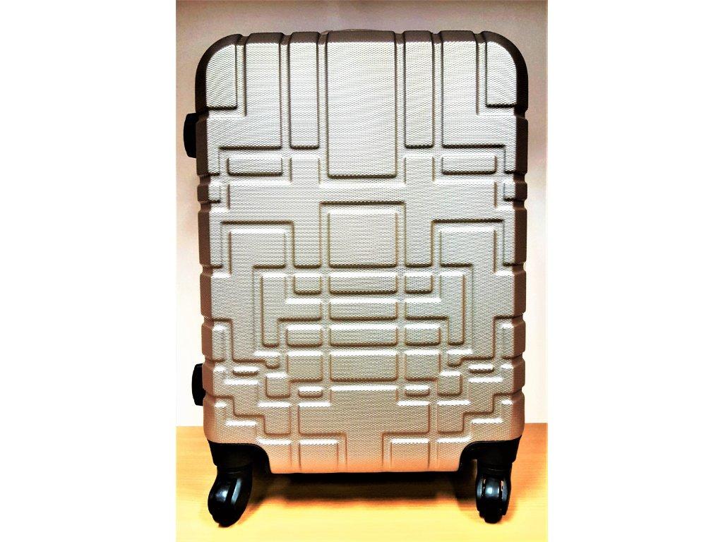 VÝPRODEJ -Cestovní značkový kufr na kolečkách VELKÝ