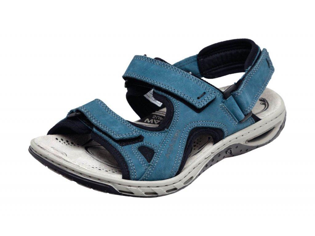 zdravotni obuv damska pe 231604 06 modra 1450158520180613144410